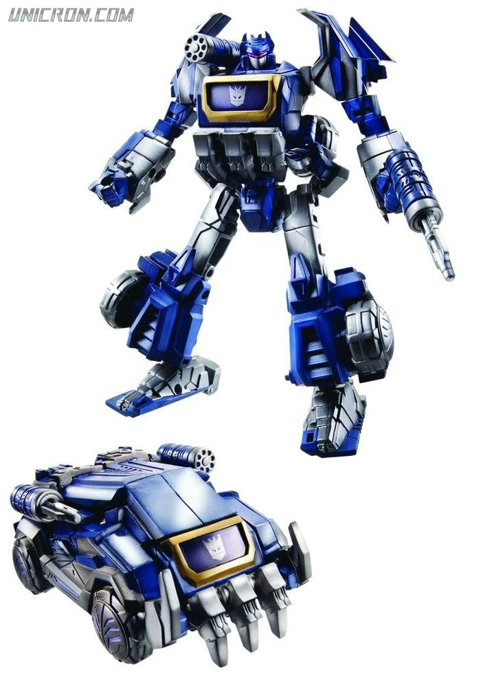 Transformers Generations Cybertron Soundwave toy