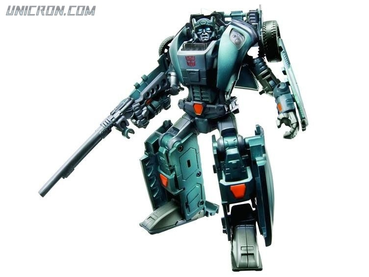 Transformers Generations Seargant Kup toy