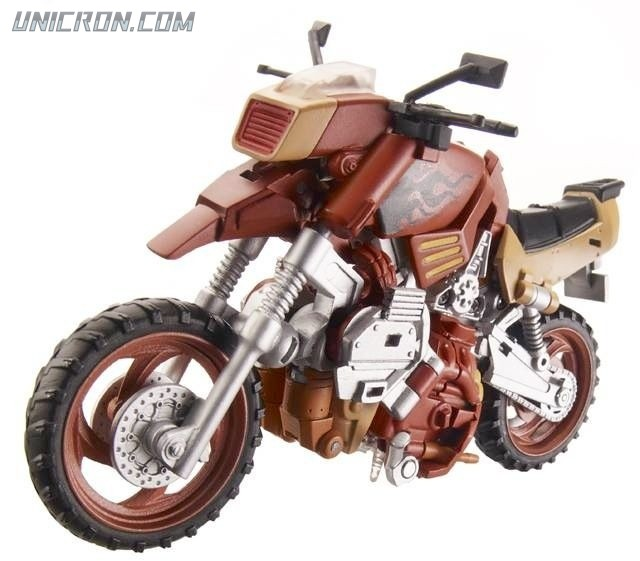 Transformers Reveal The Shield Wreck-gar toy