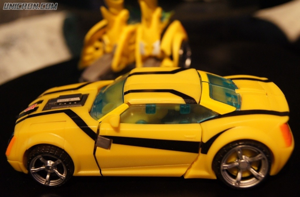 Transformers Prime Bumblebee  (First Edition) toy