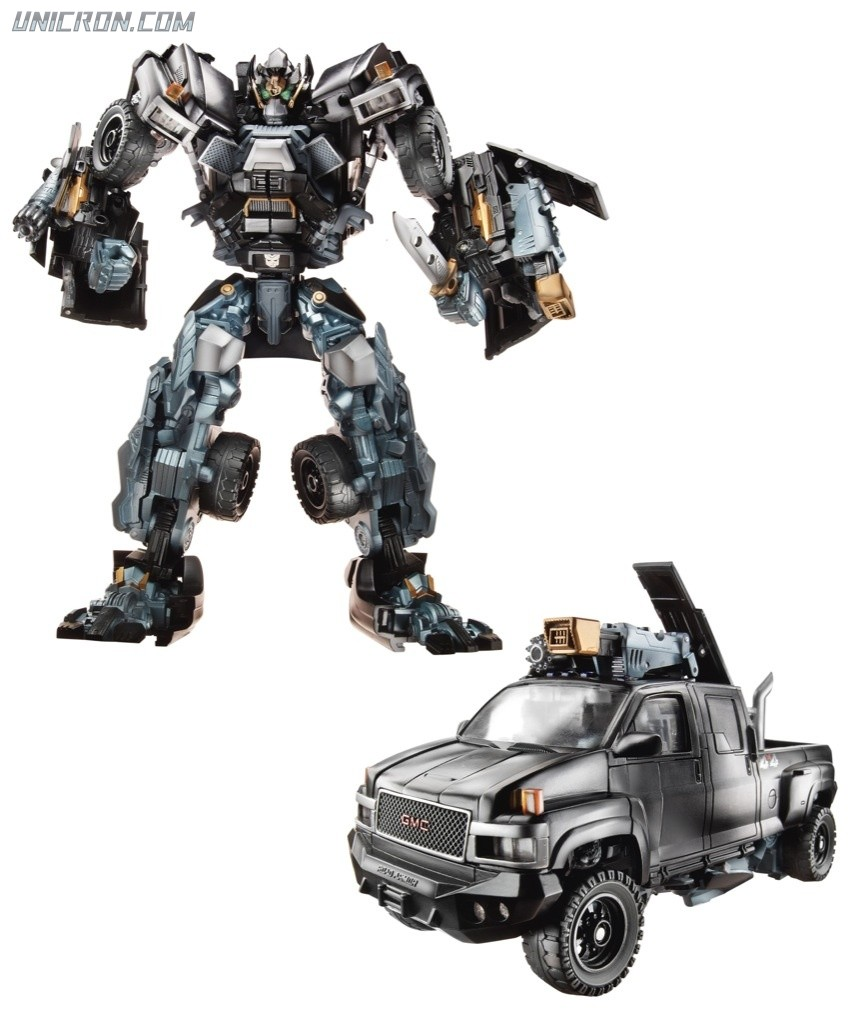 Transformers 3 Dark of the Moon Ironhide (Leader) toy
