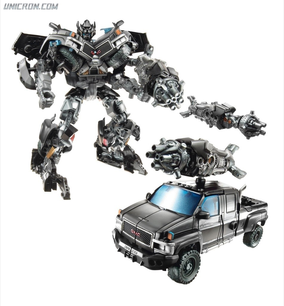 Transformers 3 Dark of the Moon Ironhide (Voyager) toy