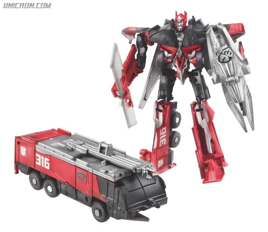 Transformers Cyberverse Sentinel Prime toy