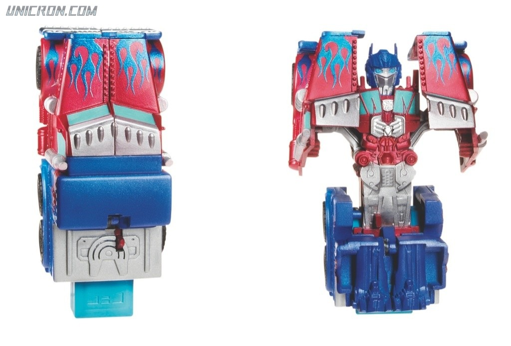 Transformers 3 Dark of the Moon Optimus Prime (Robo Power Activators) toy