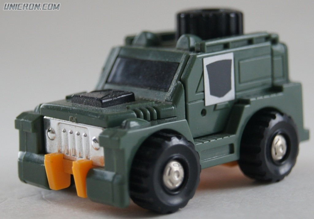 Transformers Generation 1 Brawn toy