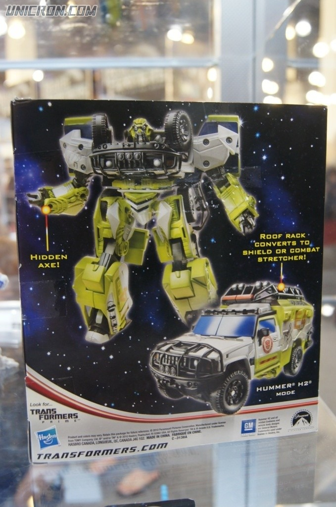 Transformers 3 Dark of the Moon Autobot Ratchet (Voyager) toy