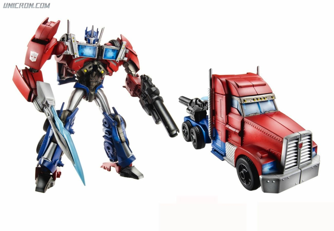 Transformers Prime Optimus Prime  (First Edition) toy