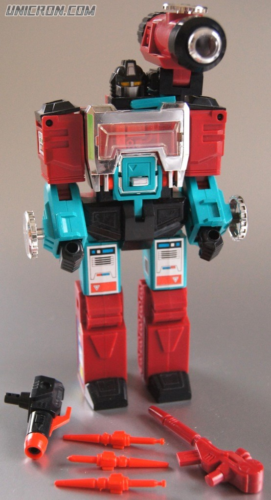 Transformers Generation 1 Perceptor toy