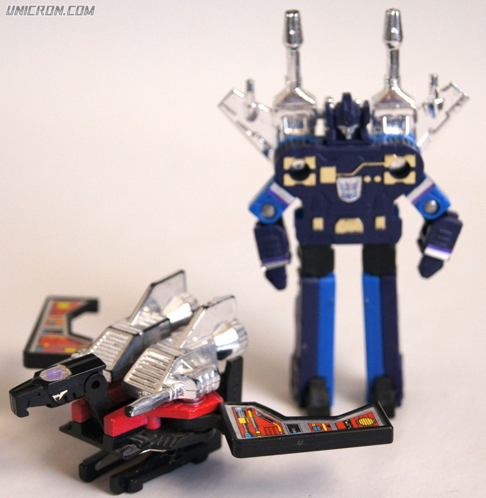 Transformers Generation 1 Frenzy and Laserbeak toy