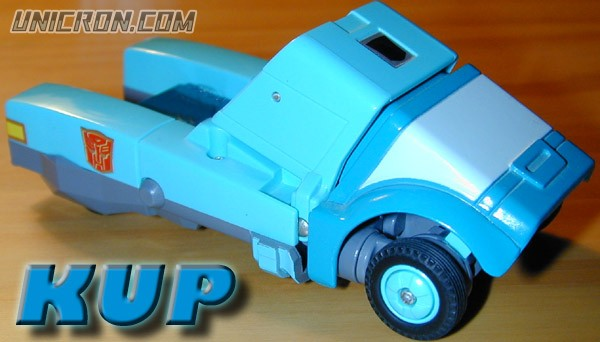 Transformers Generation 1 Kup toy