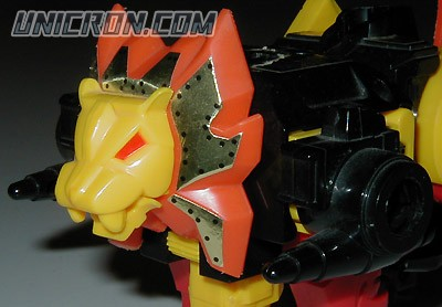 Transformers Generation 1 Razorclaw (Predacon) toy