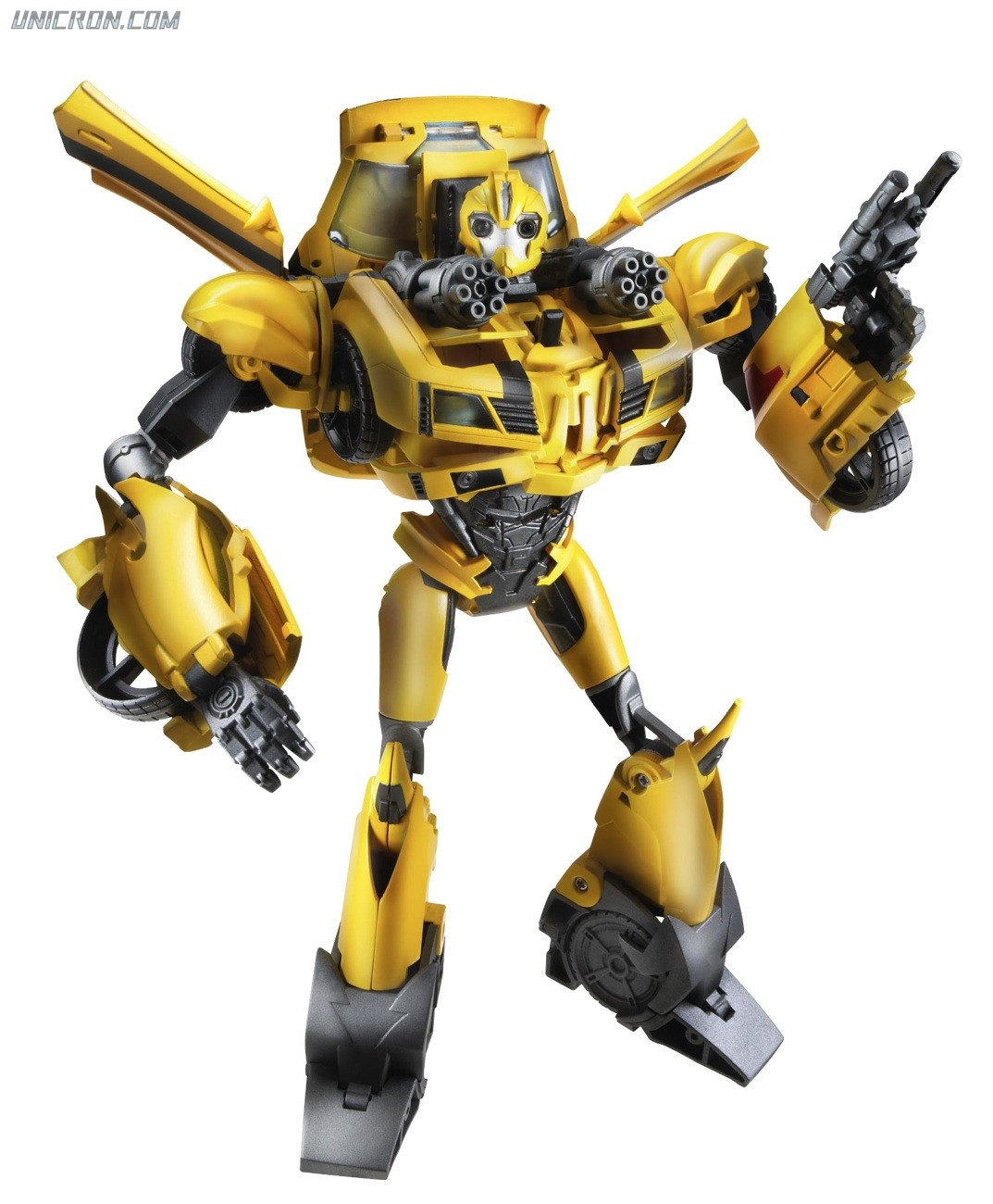 Transformers Prime Bumblebee (Weaponizer) toy