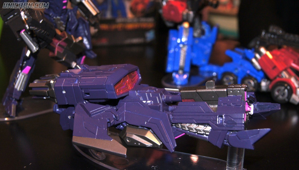 Transformers Generations Shockwave toy