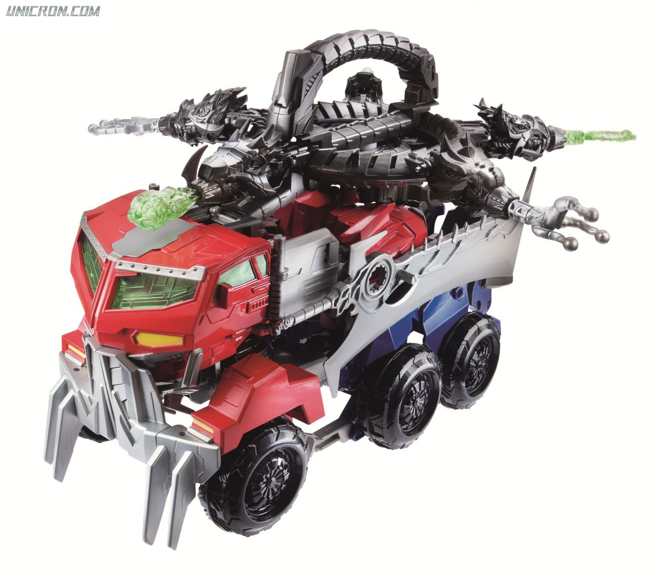 Transformers Prime Beast Hunter Optimus Prime (Beast Hunters) toy