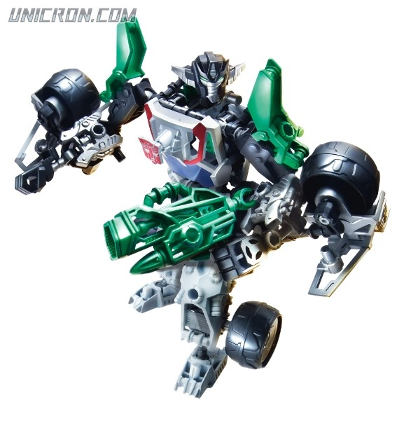 Transformers Construct-Bots Wheeljack toy