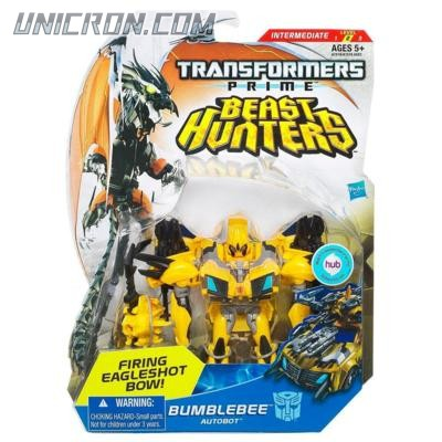 Transformers Prime Bumblebee (Beast Hunters) toy