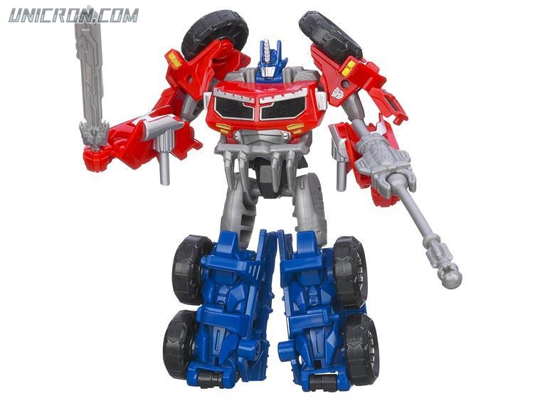 Transformers Prime Optimus Prime (Beast Hunters - Cyberverse Commander) toy