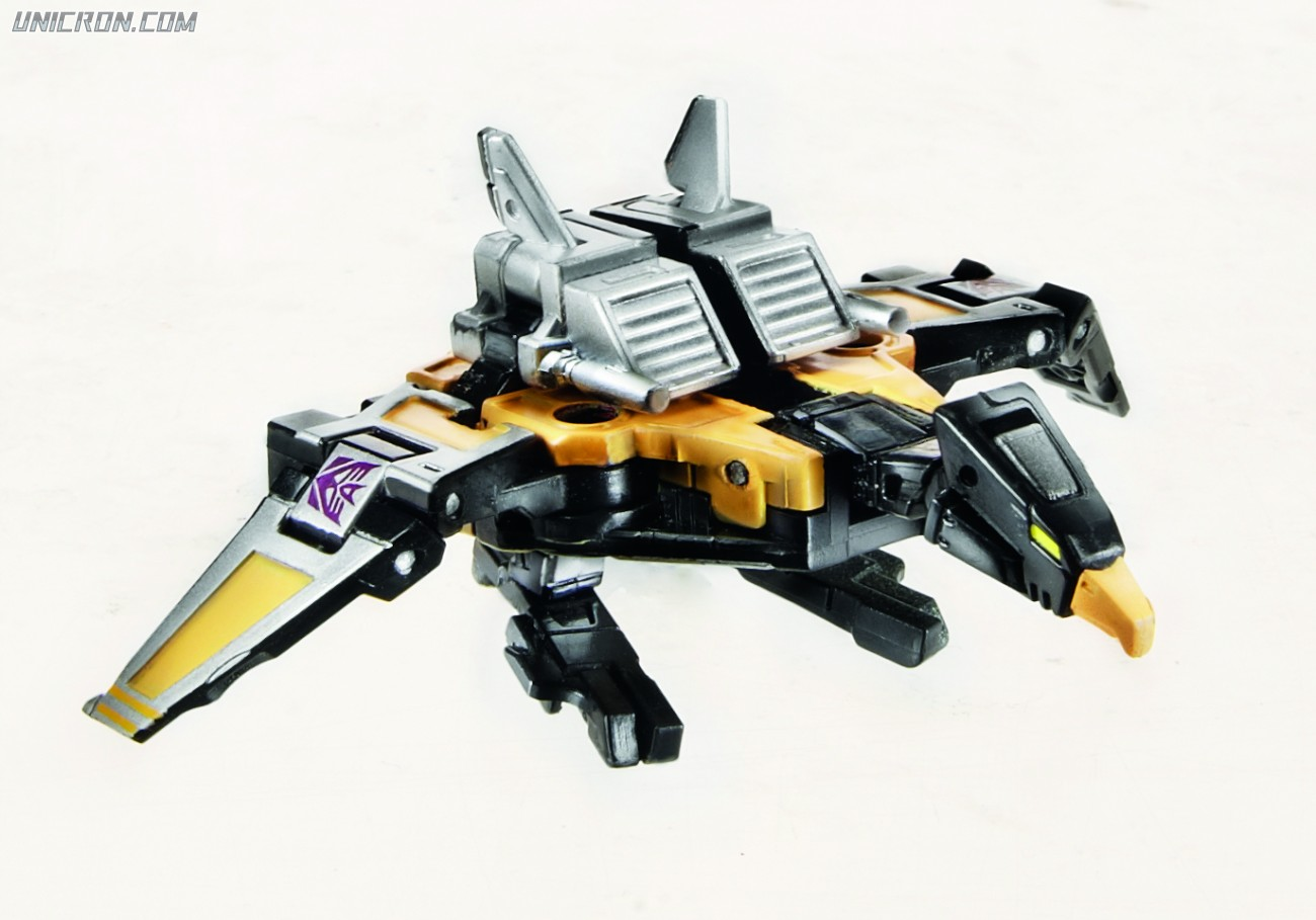 Transformers Masterpiece Masterpiece Soundwave, w/ Rumble, Laserbeak, Frenzy, Ravage, Buzzsaw toy