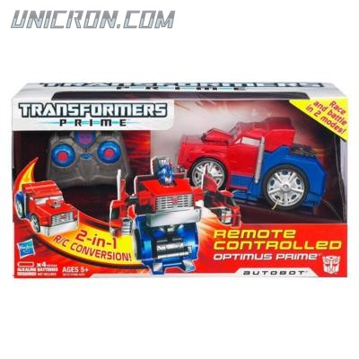 Transformers Prime Optimus Prime (Remote Control) toy