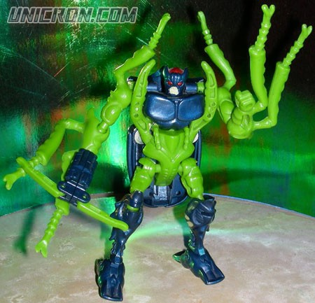 Transformers Beast Wars Insecticon toy