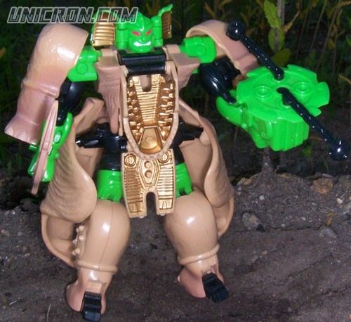 Transformers Beast Wars Rhinox toy