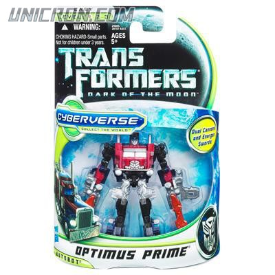 Transformers Cyberverse Battle Steel Optimus Prime toy