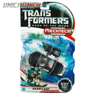Transformers 3 Dark of the Moon Barricade toy