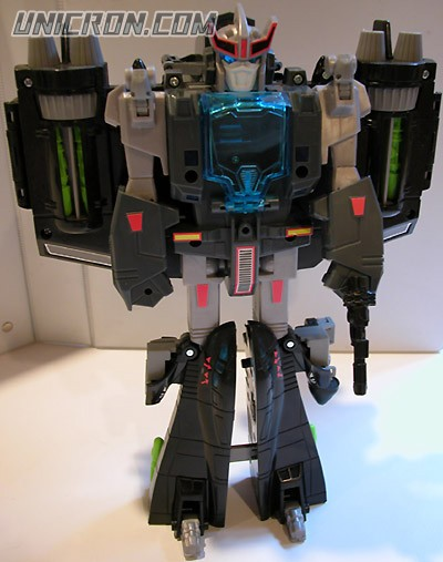 Transformers Machine Wars Starscream toy