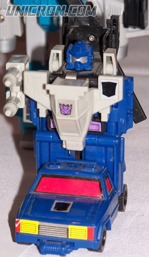 Transformers Generation 1 Battletrap (Duocon) toy