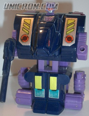 Transformers Generation 1 Blot (Terrorcon) toy