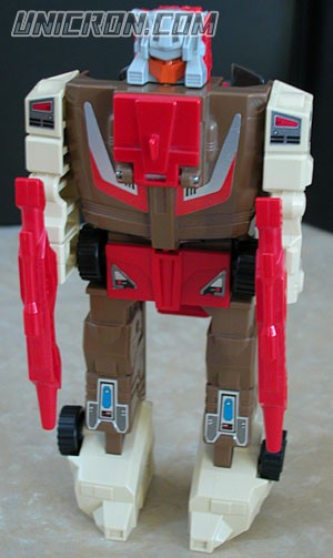 Transformers Generation 1 Chromedome with Stylor toy