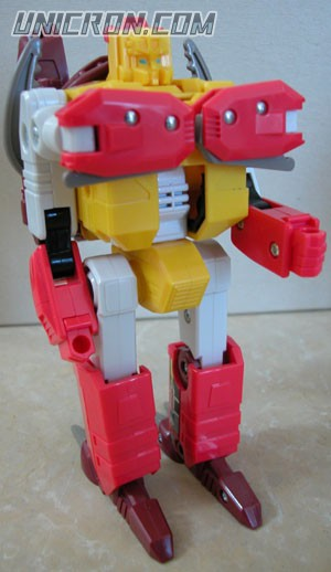 Transformers Generation 1 Repugnus (Monsterbot) toy