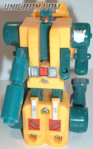 Transformers Generation 1 Sinnertwin (Terrorcon) toy