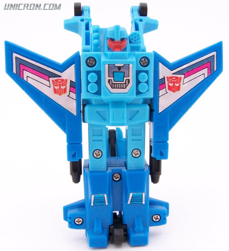 Transformers Generation 1 Dogfight (Triggerbot) toy