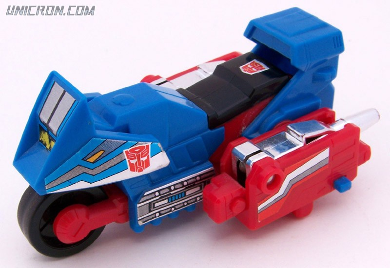 Transformers Generation 1 Override (Triggerbot) toy