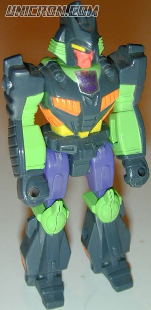 Transformers Generation 1 Banzai-Tron (Action Master) with Razor-Sharp toy