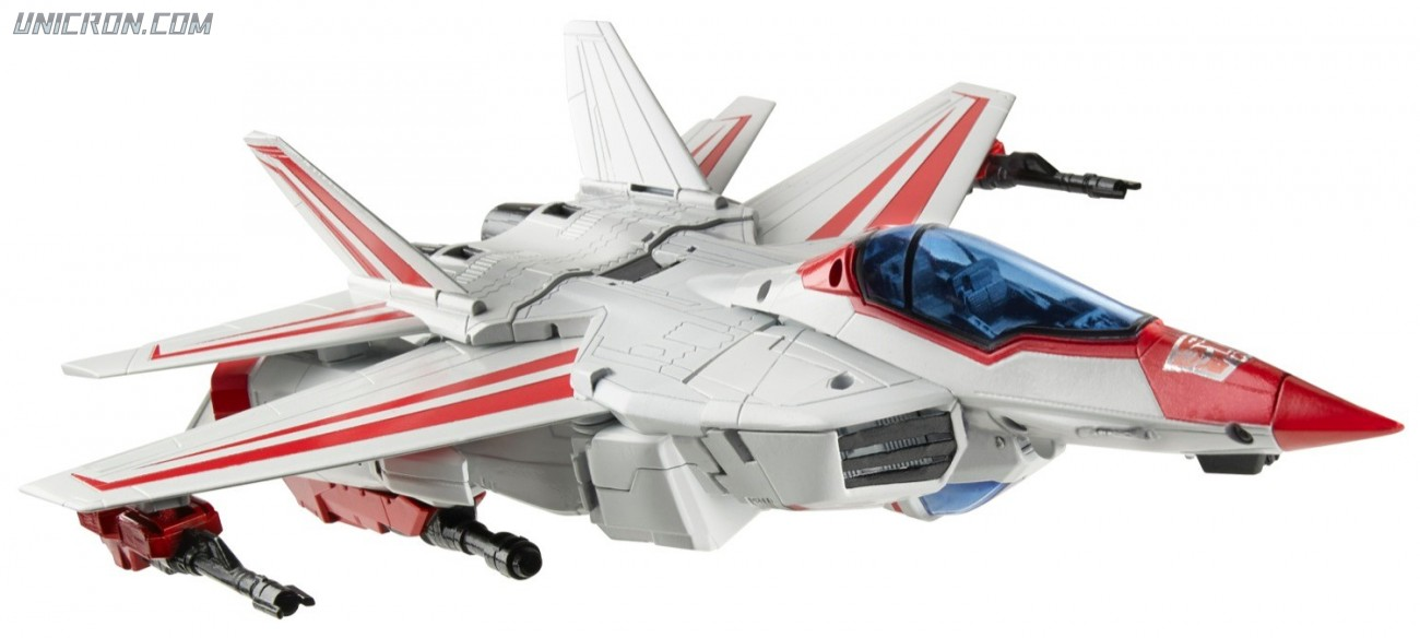 Transformers Generations Jetfire (Generations Leader) toy