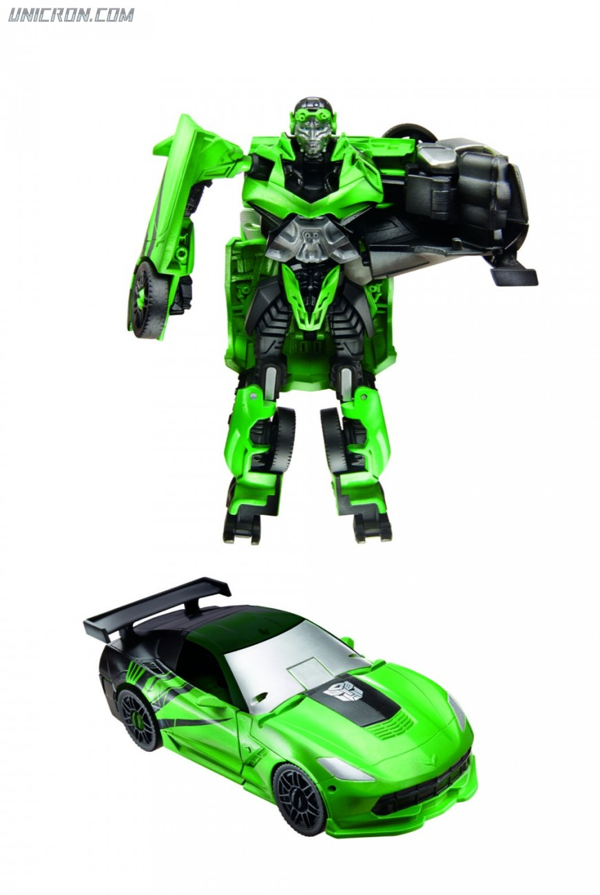 Transformers 4 Age of Extinction Crosshairs - AoE Power Battlers toy