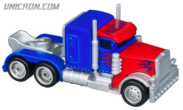 Transformers RPMs/Speed Stars Optimus Prime (Bull Deco Beast Machine, Speed Stars) toy