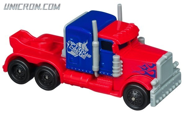 Transformers RPMs/Speed Stars Optimus Prime (Speed Stars Bull Deco) toy