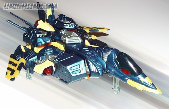 Transformers Beast Machines Jetstorm (Ultra) toy