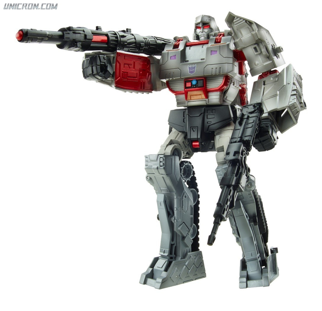 Transformers Generations Megatron (Generations - G1 Leader) toy