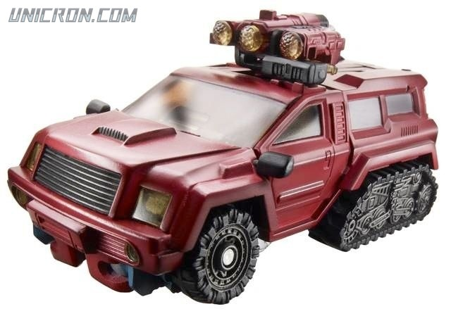 Transformers Reveal The Shield Perceptor toy