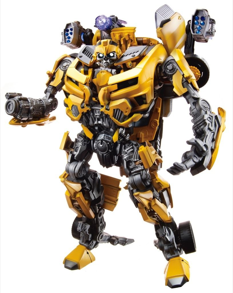 Transformers 3 Dark of the Moon Bumblebee (Leader) toy